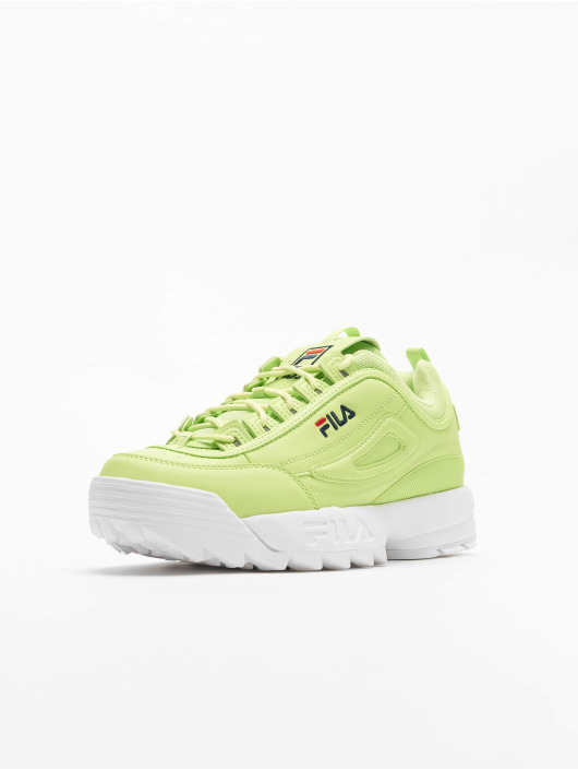 FILA Sneakers Disruptor Low grön