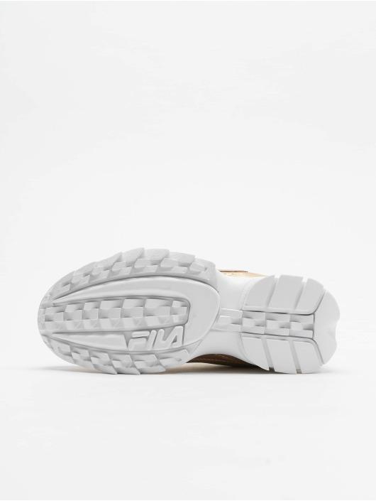 FILA Sneakers Heritage Disruptor MM guld