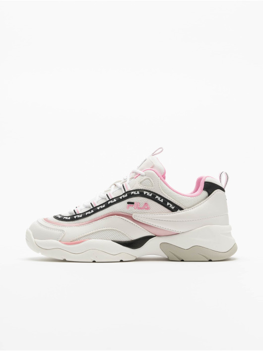 FILA Sneakers Heritage Ray Mesh hvid