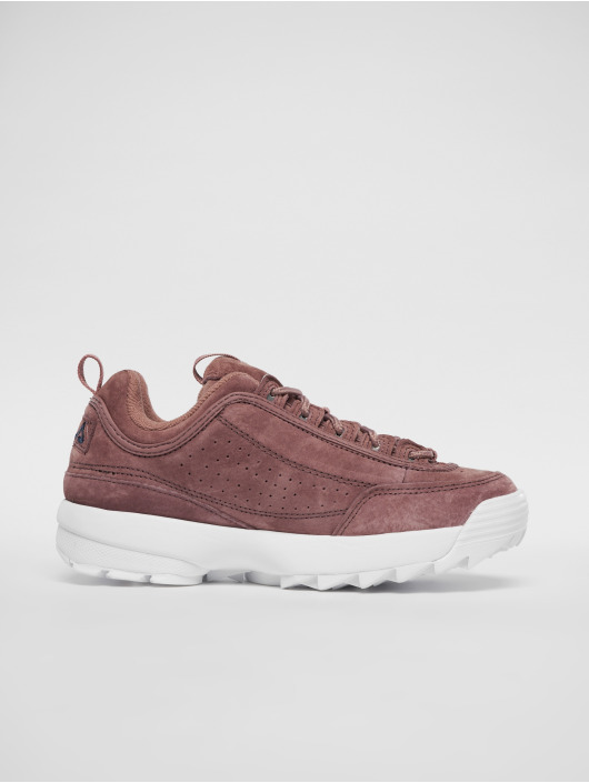 FILA Sneakers Heritage Disruptor S Low rose