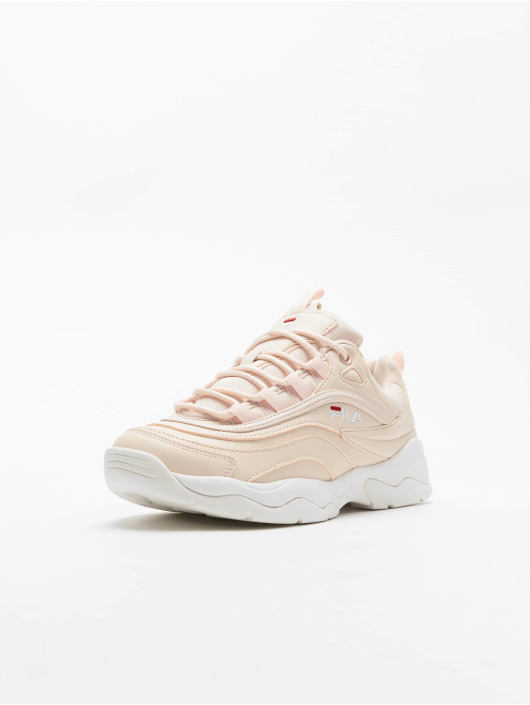 FILA Sneakers Heritage Ray Low rose