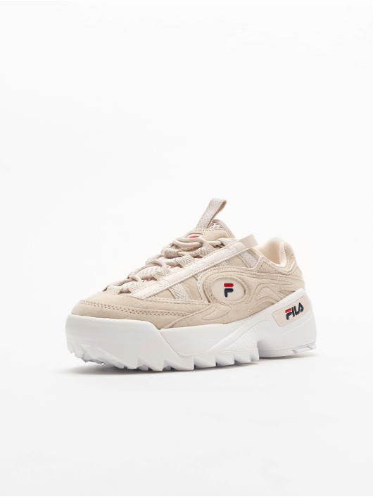 FILA Sneakers Heritage D-Formation S rose