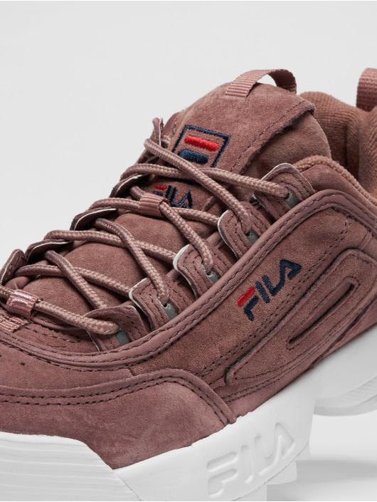FILA Sneakers Heritage Disruptor S Low rózowy