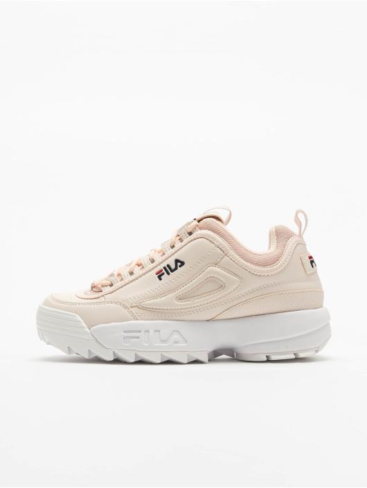 FILA Sneakers Heritage Disruptor Low ružová