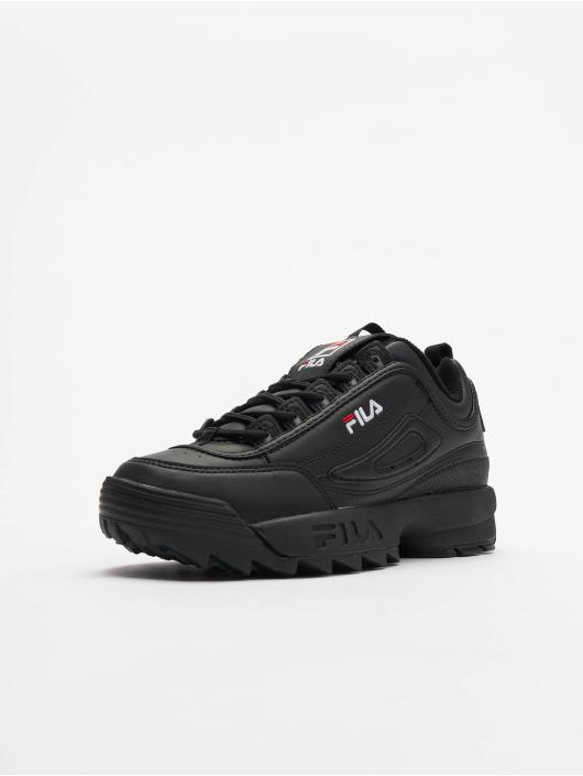 Fila Heritage Disruptor Low Sneakers BlackBlack