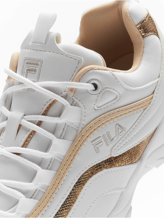 FILA Sneakers Heritage Ray F white