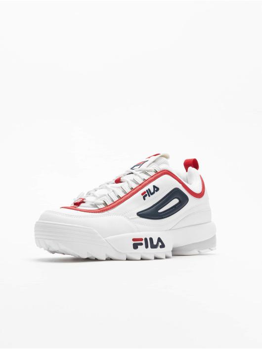 FILA Sneakers Heritage Disruptor CB Low white