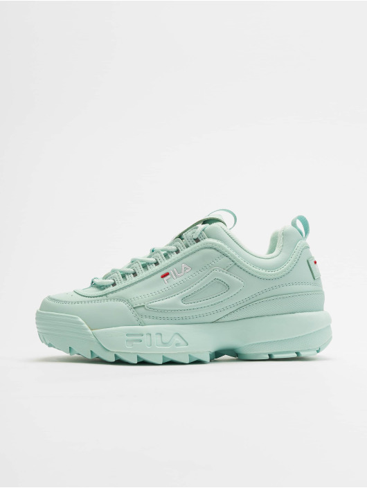 FILA Sneakers Heritage Disruptor Low zielony