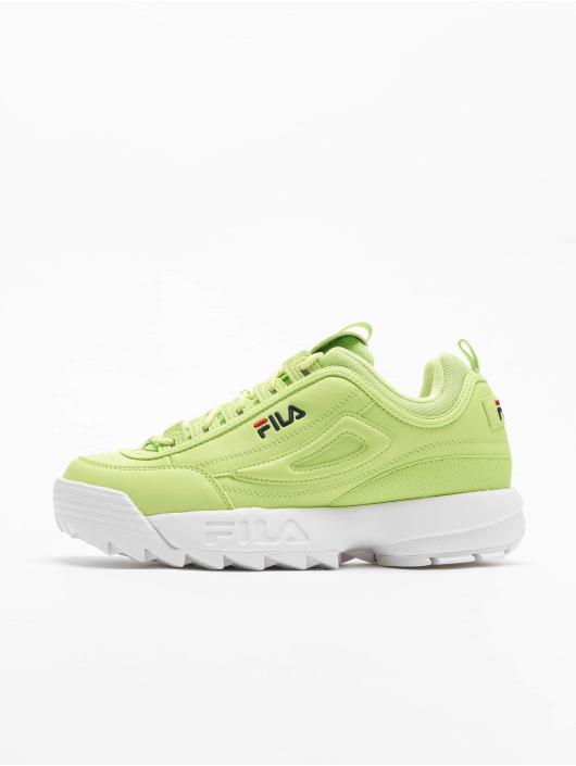 FILA Sneakers Disruptor Low zielony