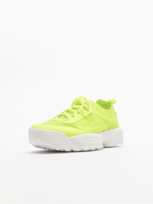FILA Sneakers Heritage Disruptor Run zielony