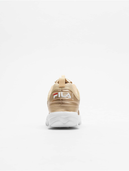 FILA Sneakers Heritage Disruptor MM zlatá