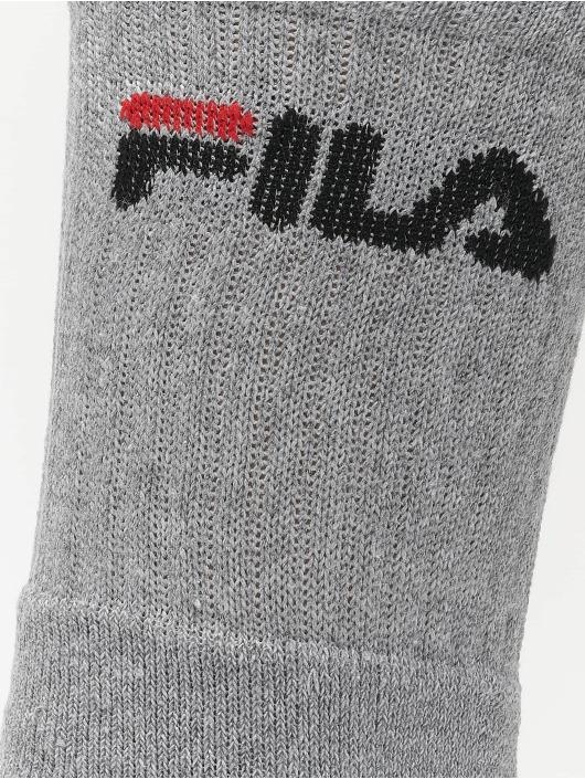 FILA Socks 3-Pack grey