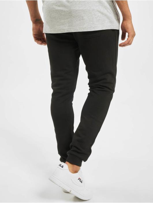 FILA Spodnie do joggingu Urban Line Edan czarny