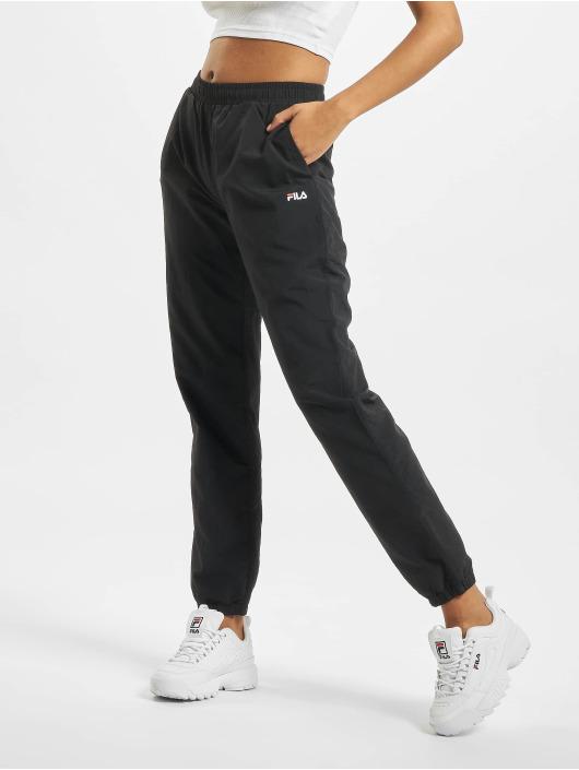 FILA Spodnie do joggingu Urban Line Alma Woven czarny