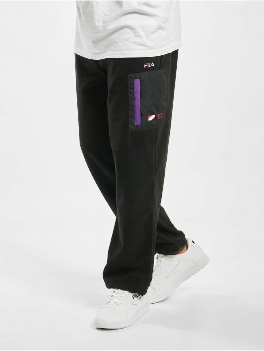FILA Spodnie do joggingu Urban Line Reon czarny