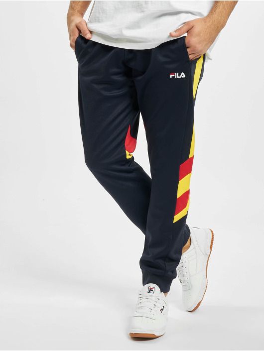 FILA Spodnie do joggingu Neritan niebieski