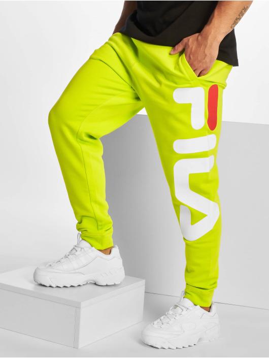 FILA Spodnie do joggingu Urban Line Pure Basic zielony