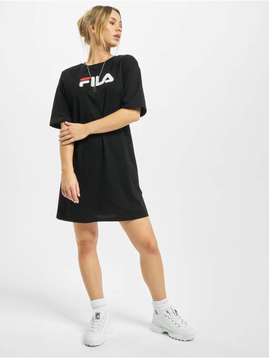 FILA Sukienki Bianco Satinka czarny