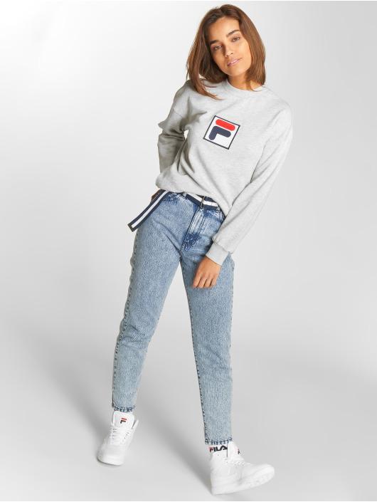 Bros Erika Sweatshirt Fila 0 Grey 2 Urban Line Light Melange yY6fI7gbv