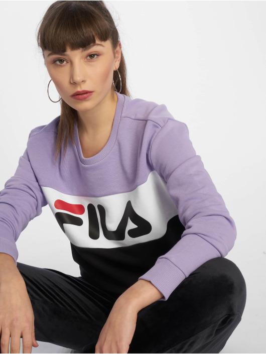 Fila Ruby Velvet W Sweat Orchid Petal: : Vêtements