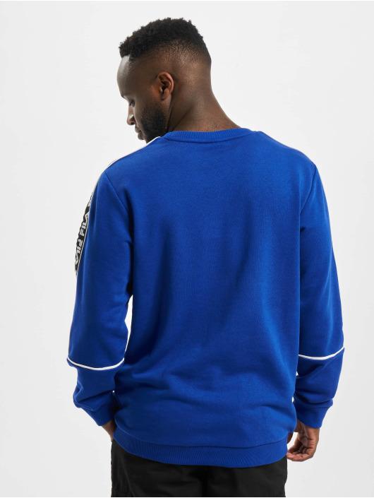 FILA Swetry Teom niebieski