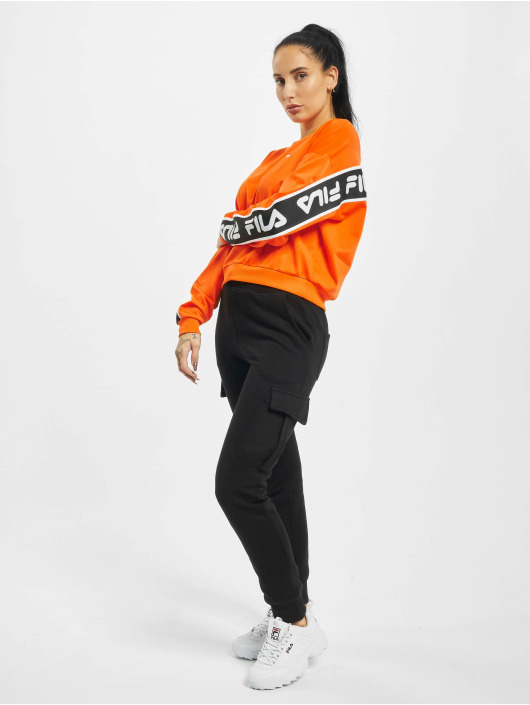 FILA Swetry Tallis pomaranczowy