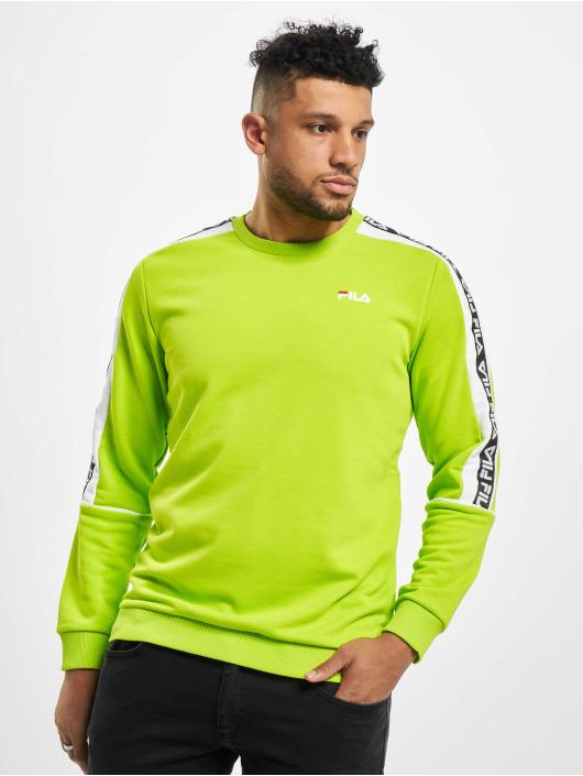 FILA Swetry Teom zielony