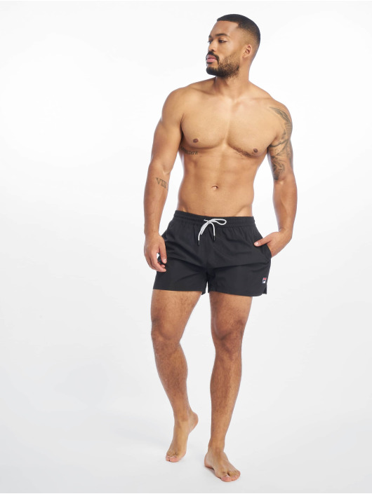 FILA Swim shorts Seal black