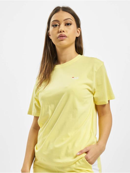 FILA T-paidat Eara keltainen
