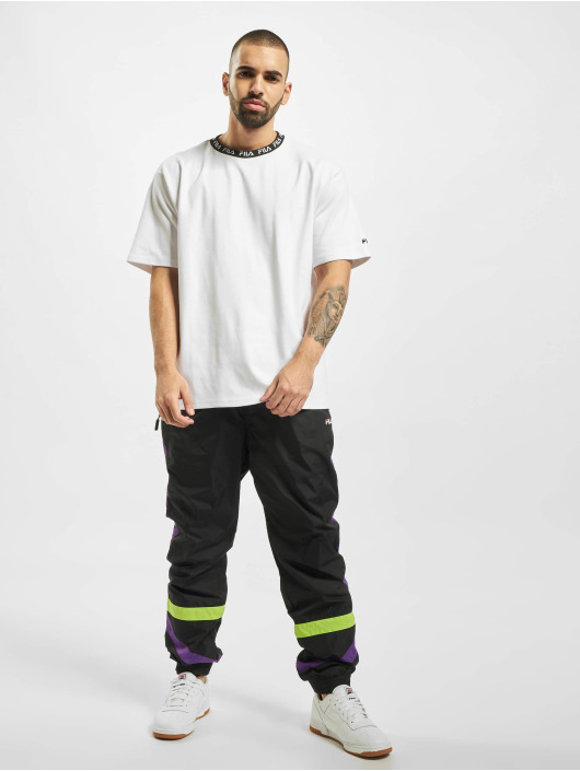 FILA T-Shirt Urban Line Tamotsu Dropped Shoulder blanc