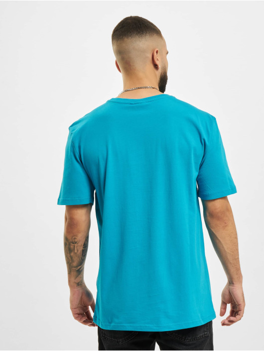 FILA t-shirt Line Nolan blauw