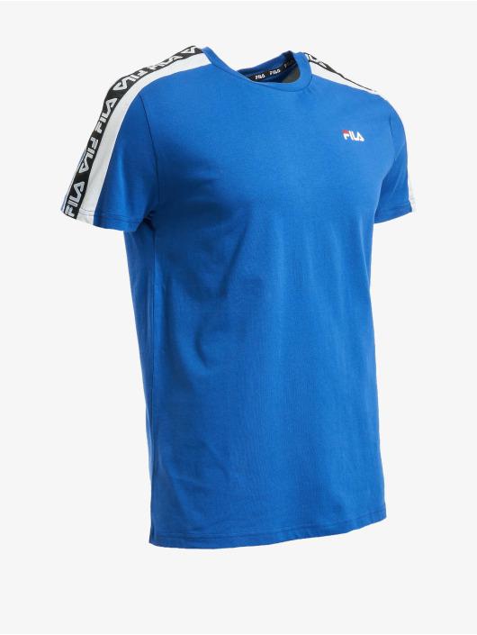 FILA t-shirt Thanos blauw