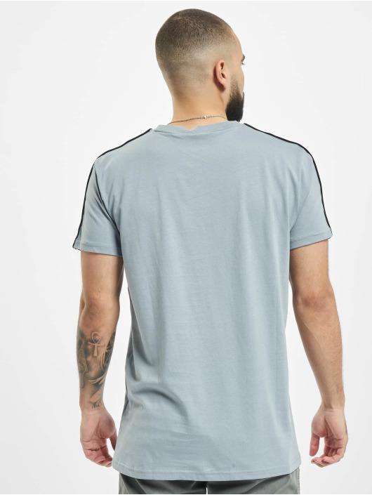 FILA T-Shirt Bianco Tavorian Taped bleu