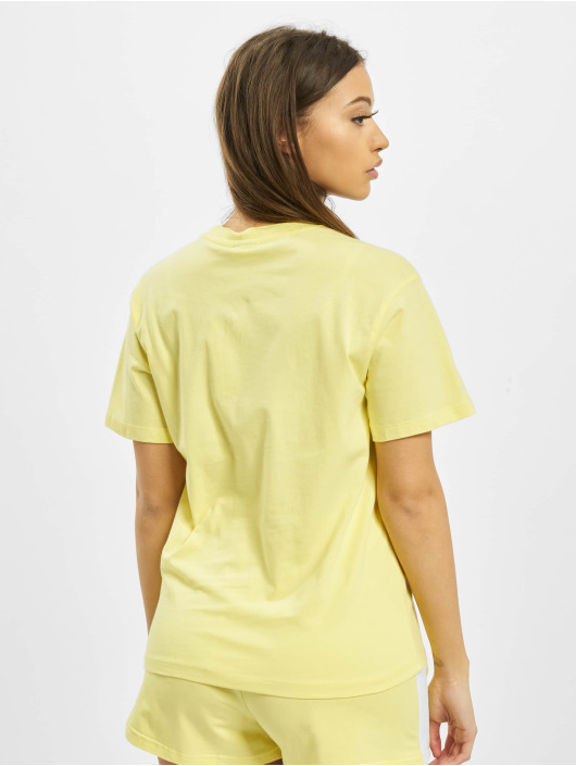 FILA t-shirt Eara geel