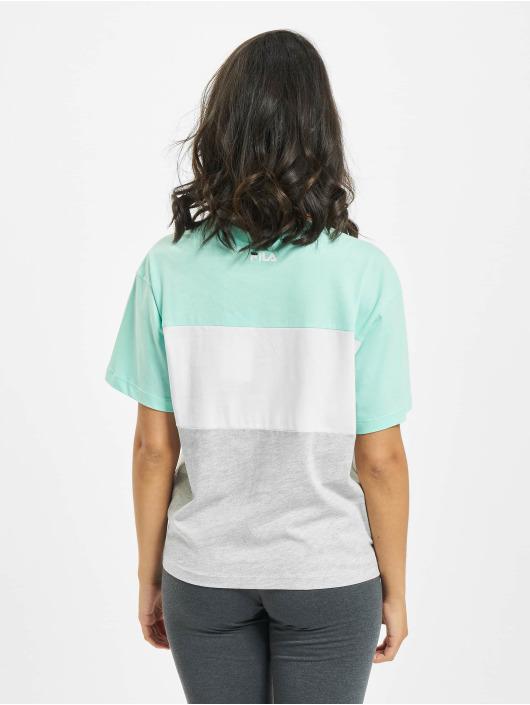 FILA T-Shirt Bianco Allison grey