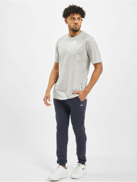 FILA t-shirt Unwind 2.0 Reg grijs