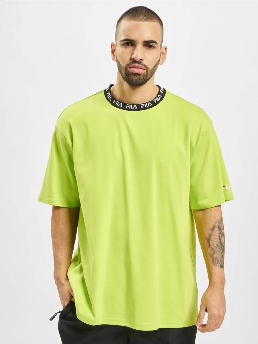 FILA T-Shirt Urban Line Tamotsu Dropped Shoulder grün