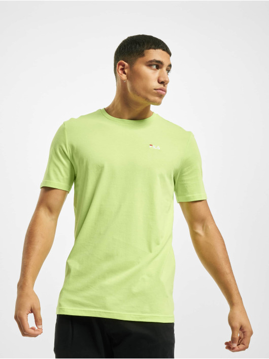 FILA T-Shirt Unwind grün