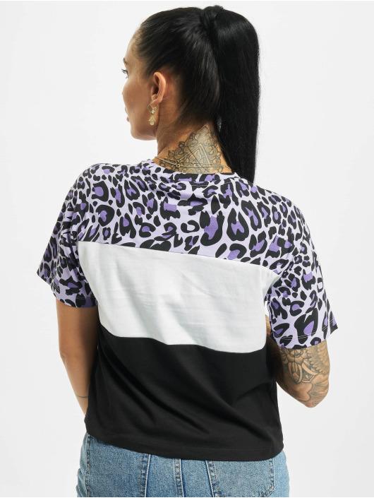 FILA T-Shirt Bianco Allison noir