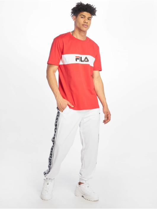 FILA T-Shirt Line Nolan red