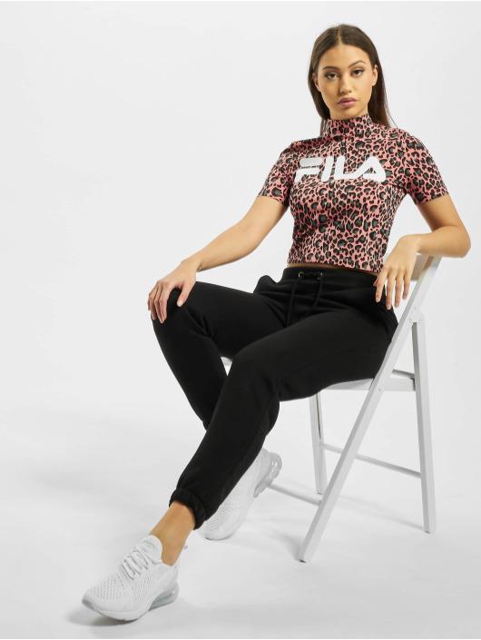 FILA T-shirt Every Turtle rosa chiaro