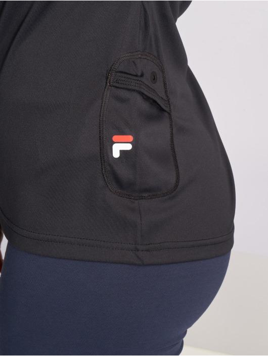 FILA T-Shirt Power Line Pasha schwarz