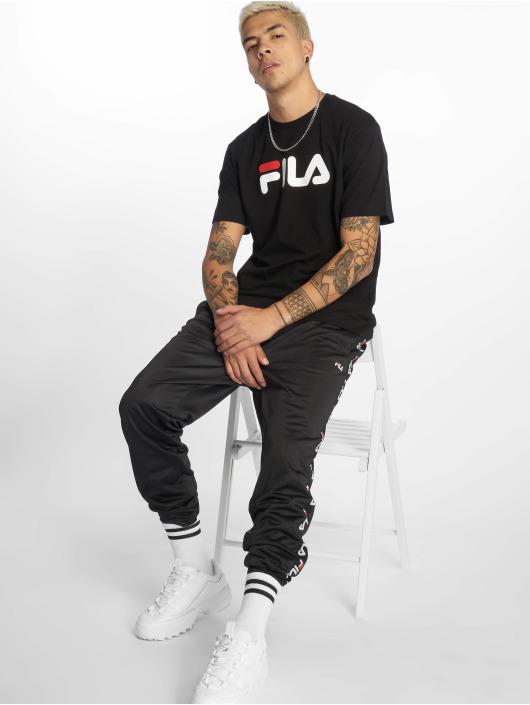 FILA T-Shirt Urban Line Pure schwarz