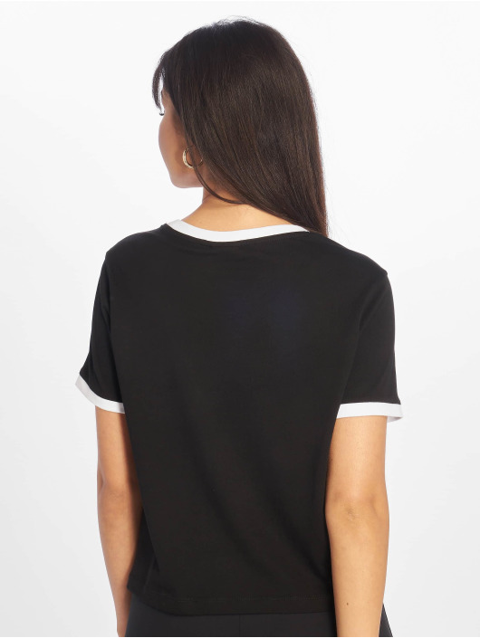 FILA T-Shirt Ashley schwarz