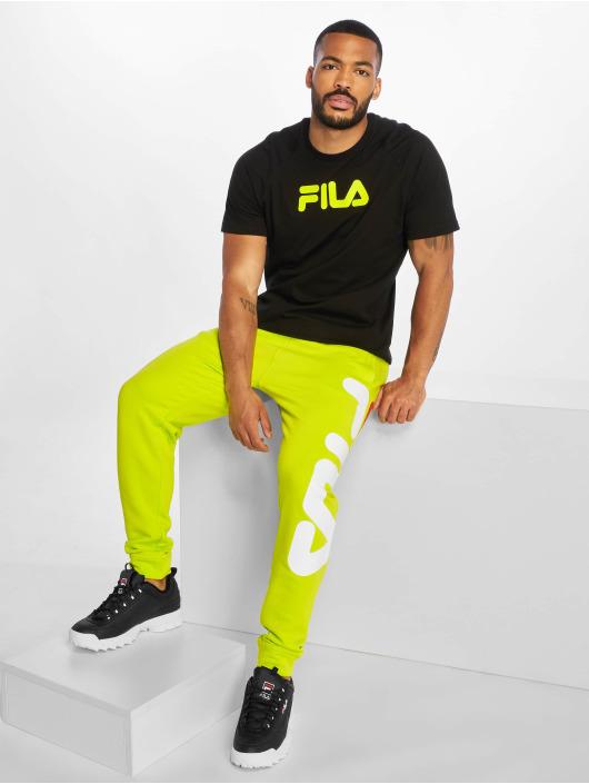 FILA T-Shirt Urban Line Gary Raglan schwarz