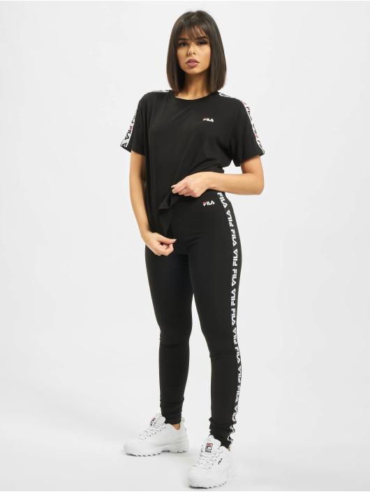 FILA T-Shirt Urban Line Adalmiina schwarz