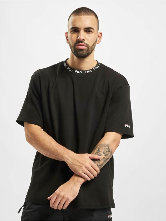 FILA T-Shirt Urban Line Tamotsu Dropped Shoulder schwarz