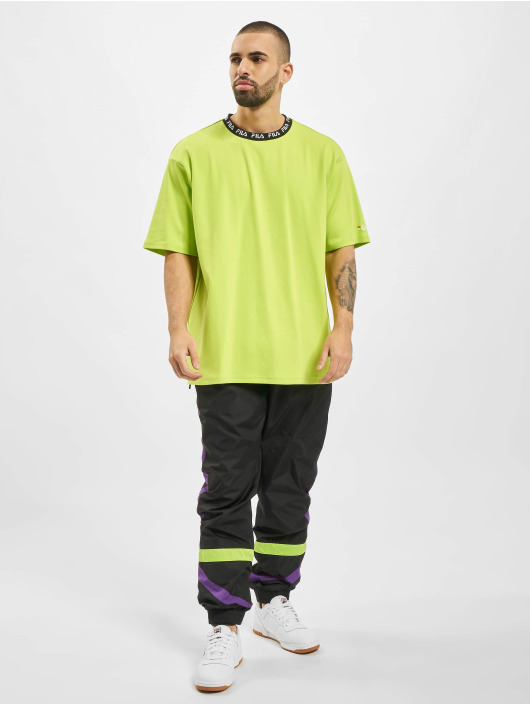 FILA T-shirt Urban Line Tamotsu Dropped Shoulder verde