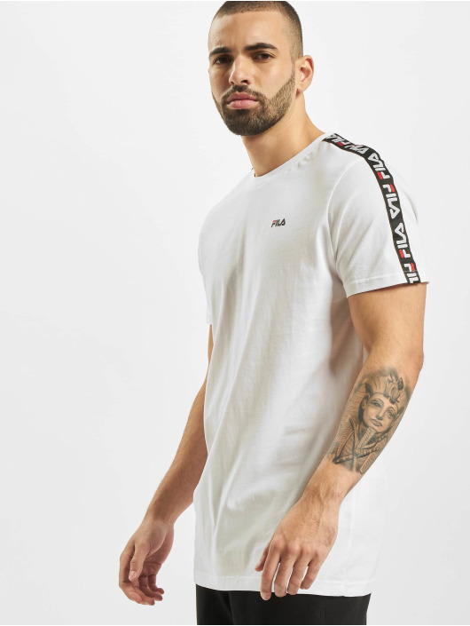 Fila Urban Line Vainamo T Shirt Bright White