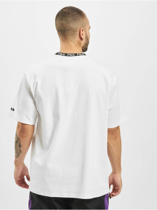 FILA T-shirt Urban Line Tamotsu Dropped Shoulder vit